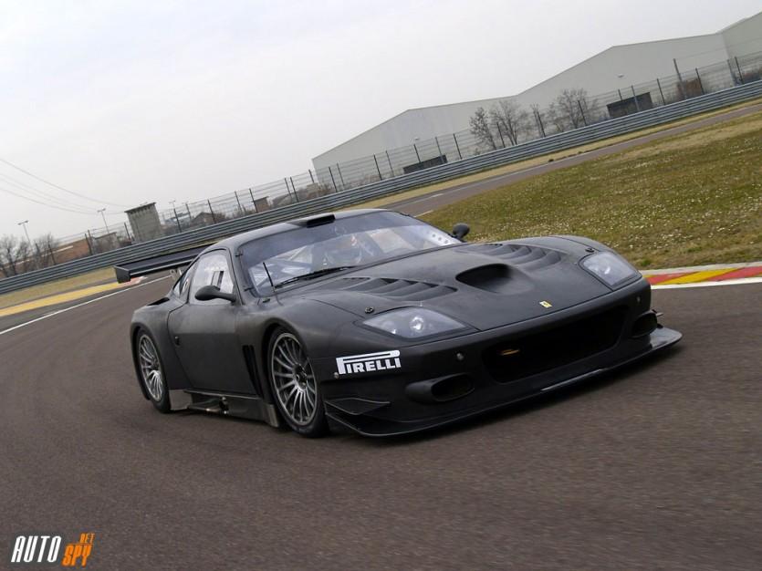페라리 575 GTC Evoluzione