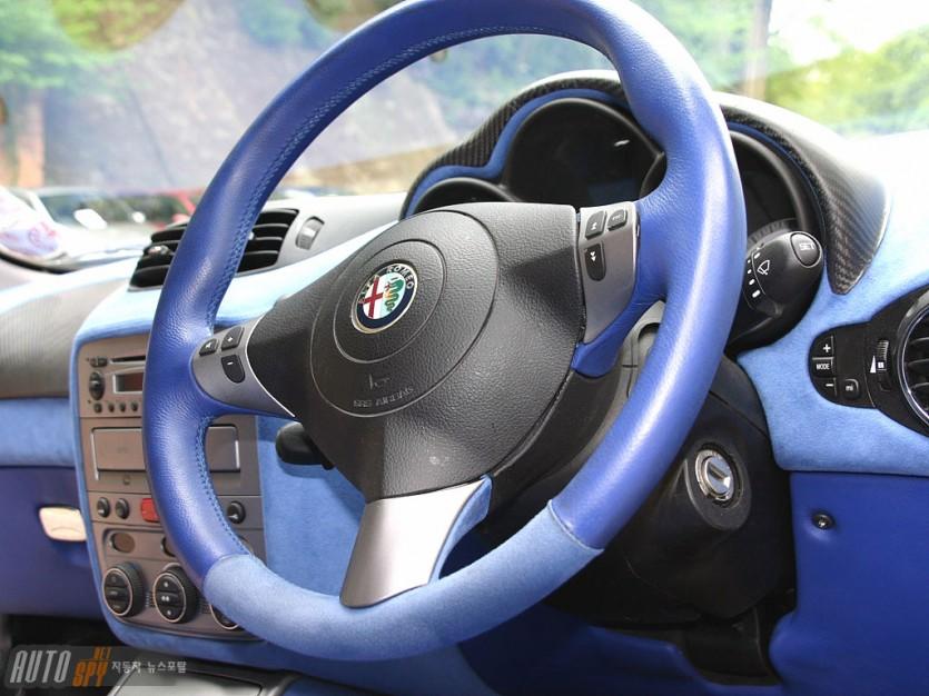 405마력, 오토델타 GT 3.7 SUPER