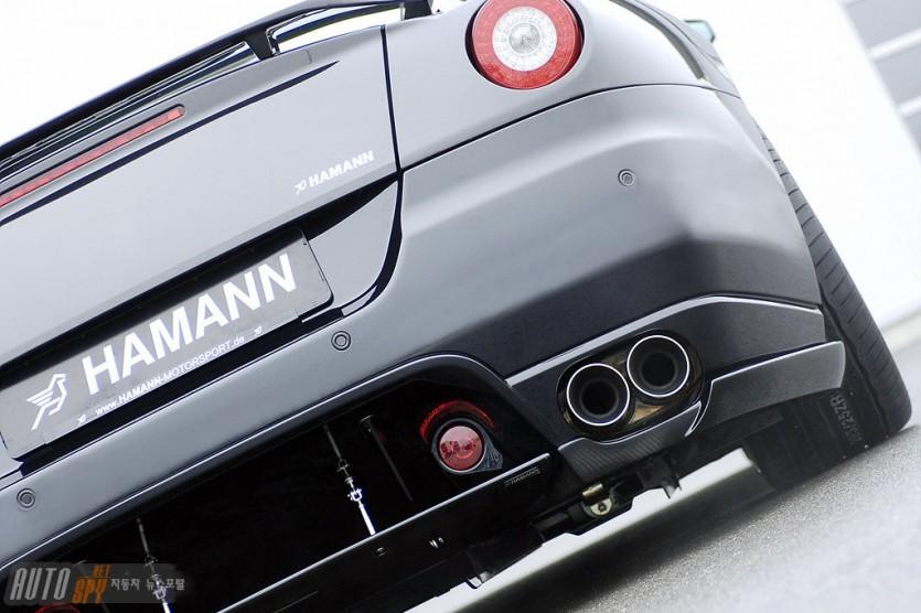 하만(Hamann), 페라리 '599GTB 피오라노' 드레스업