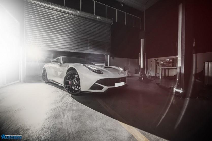 페라리 F12 베를리네타 튜닝 By PP-Performance