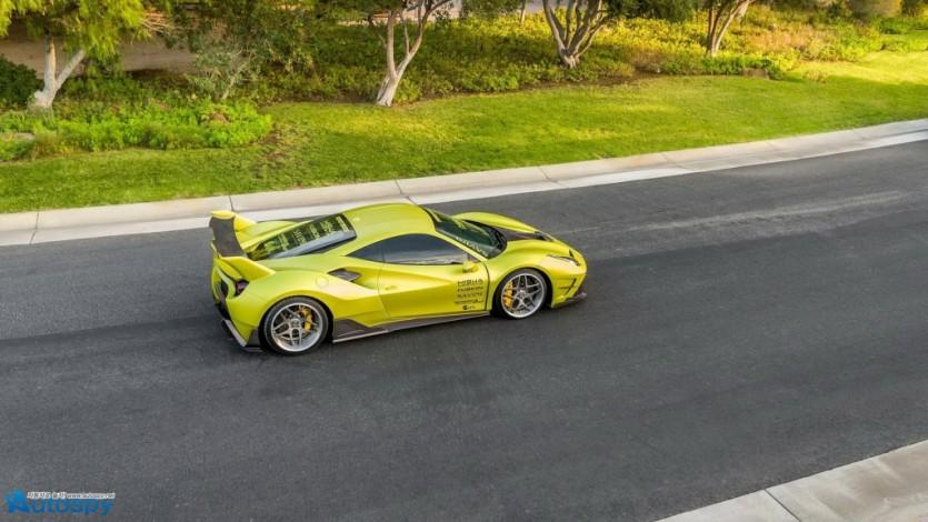 페라리 488 GTB 튜닝 By Misha Designs