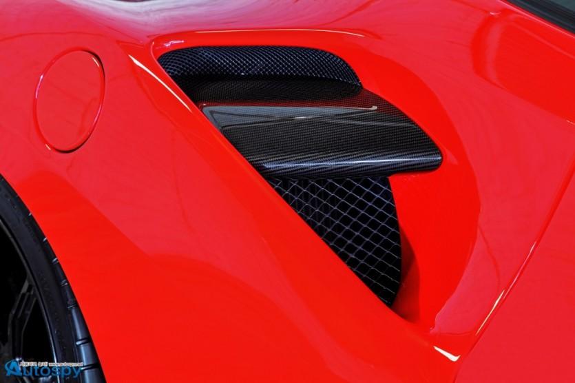페라리 488 GTB 튜닝 By VOS Performance