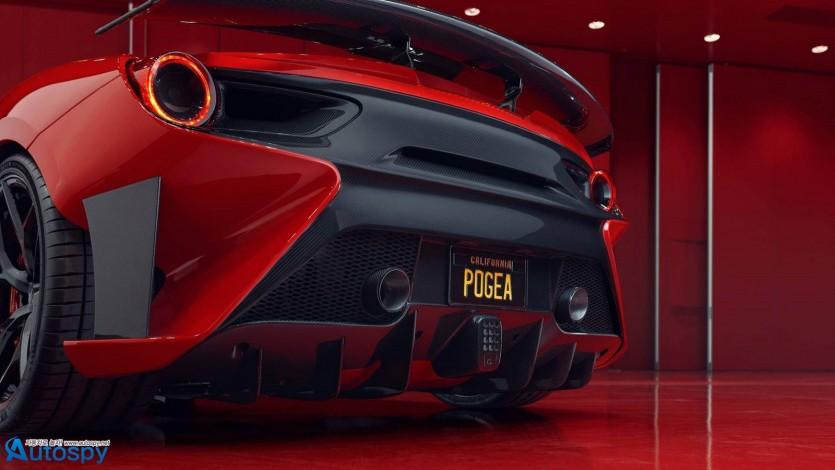 페라리 488 GTB 튜닝 By Pogea Racing