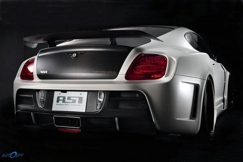 벤틀리 800마력 컨티넨탈 GT