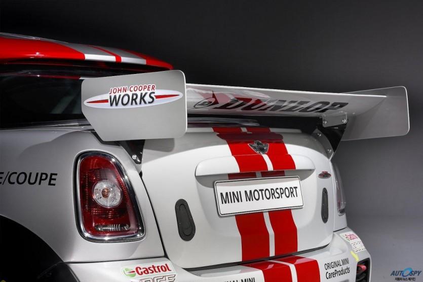 미니 존 쿠퍼 웍스 쿠페 인듀어런스 레이서(Coupe Endurance racer)