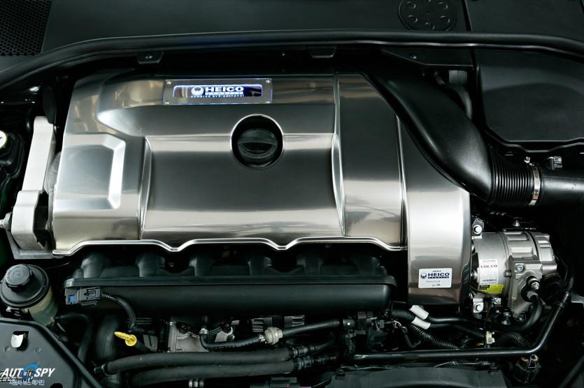 볼보 S80 HPC(High Performance Concept)