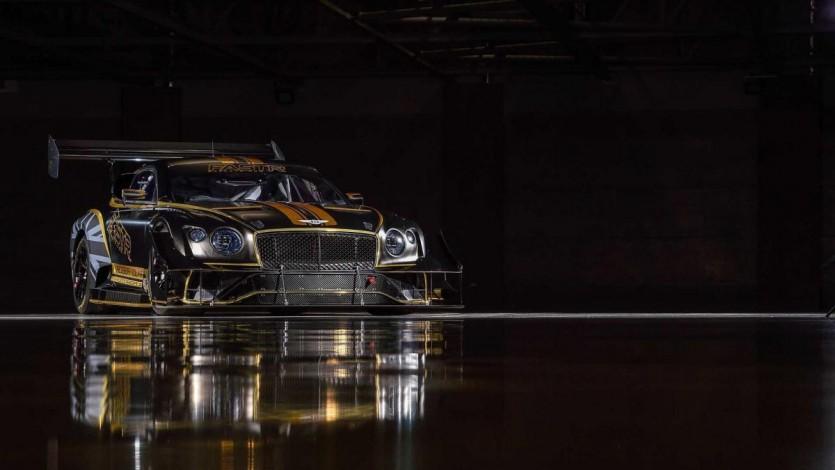 벤틀리 컨티넨탈 GT3 파이크프 피크 레이서