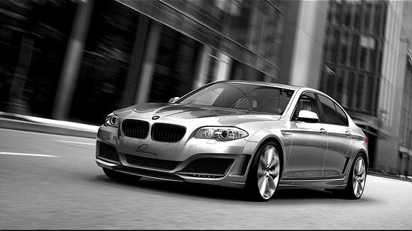 톱카와 루마가 만든 새 BMW 5시리즈 튜닝 프로그램