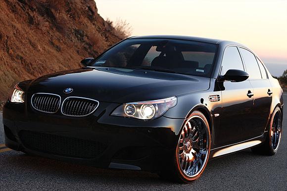 CMC 810마력 BMW M5 개발(추가 업데이트)