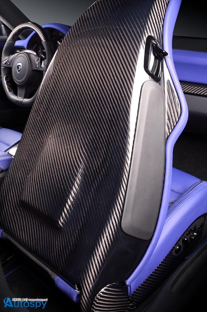 톱카, 포르쉐 991 스팅어 공개