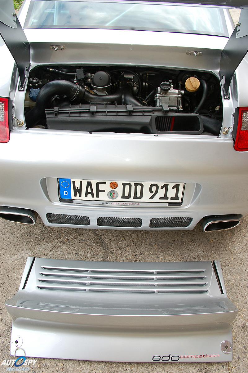 에도 컴피티션, 포르쉐 GT2 R