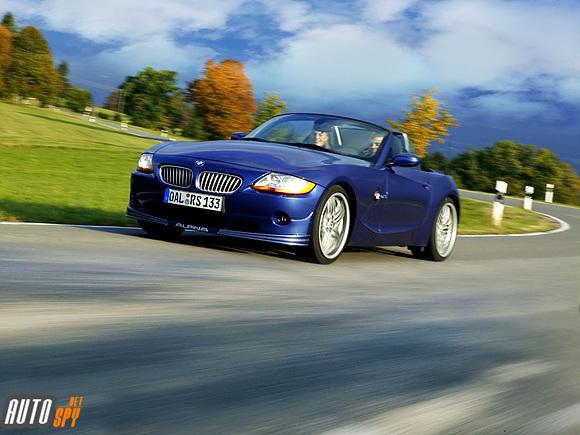2005 BMW 알피나 로드스터 S