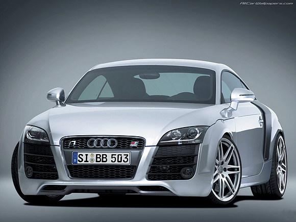 최고속도 320km/h, B&B Audi TT