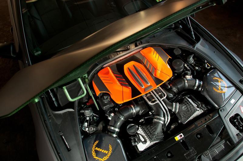 만하르트, BMW M5 MH5 S 바이터보 공개
