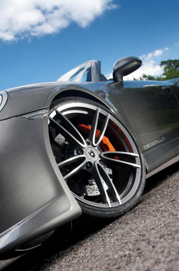 겜벨라 포르쉐 카레라 S 카브리올레 GT 패키지