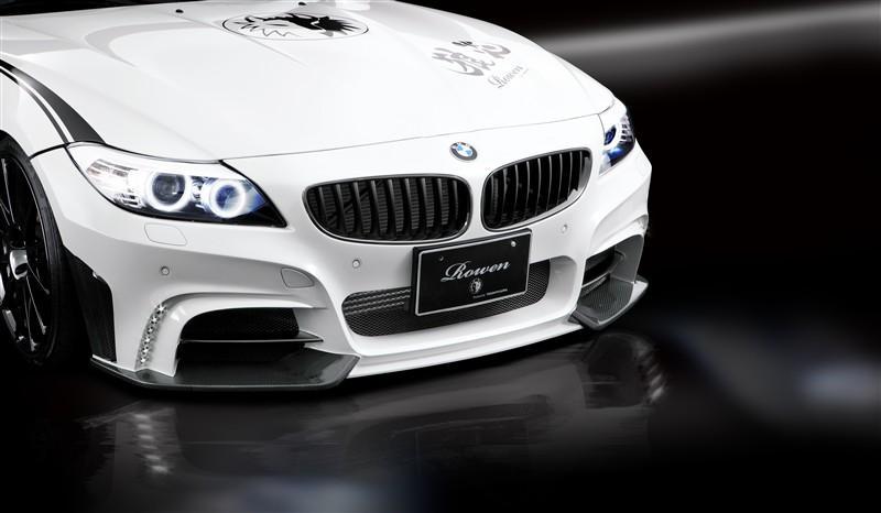 BMW Z4 화이트 울프 By 로웬