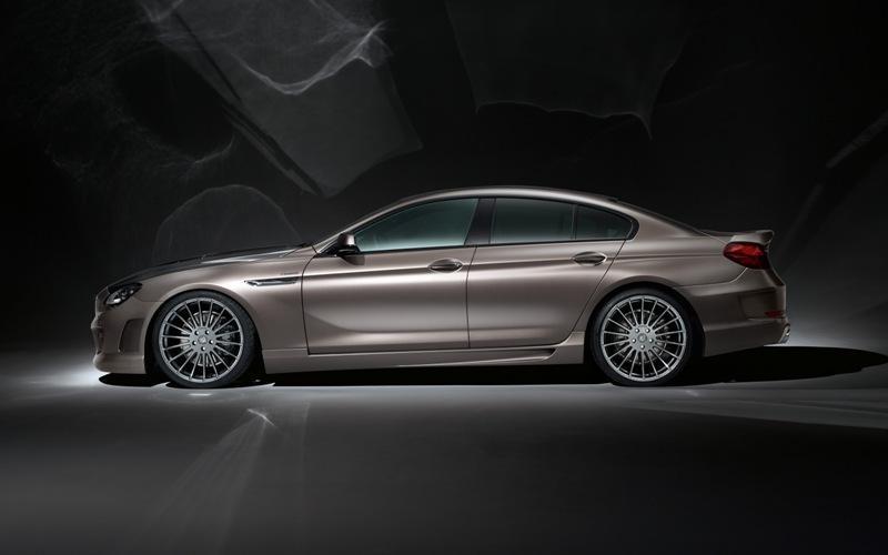 하만,  BMW 6시리즈 그란쿠페 튜닝 프로그램