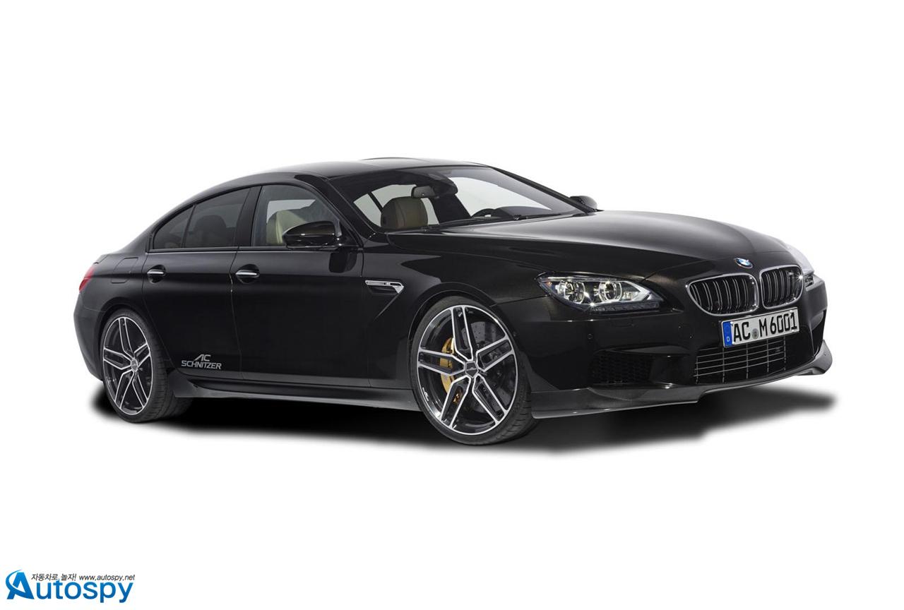 BMW M6 튜닝 프로그램 By AC Schnitzer