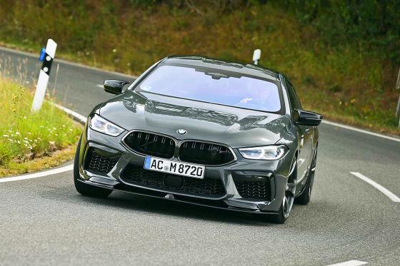 720마력짜리 AC Schnitzer BMW M8