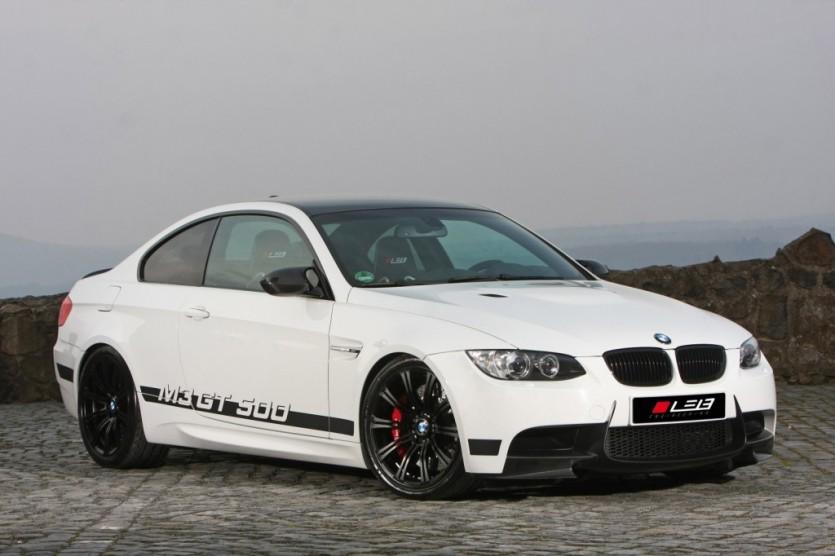 Leib, BMW M3 GT 500