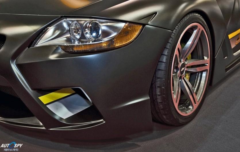 BMW Z4를 위한 D스타일 튜닝 패키지