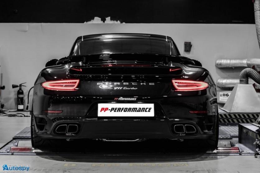 포르쉐 911 터보 튜닝 By PP Performance