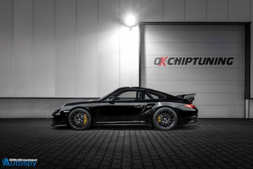 포르쉐 GT2 튜닝 By OK-Chiptuning