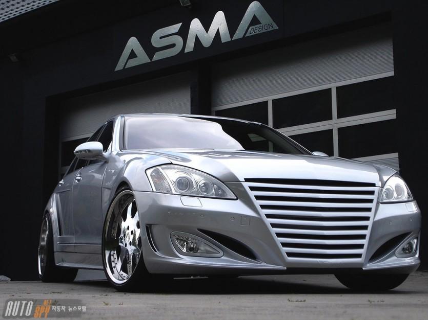 ASMA 디자인, S-Eagle I 와이드보디 키트