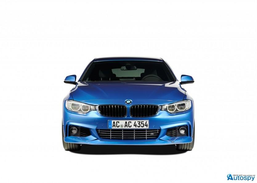 BMW 4시리즈 그란쿠페 튜닝 By AC Schnitzer