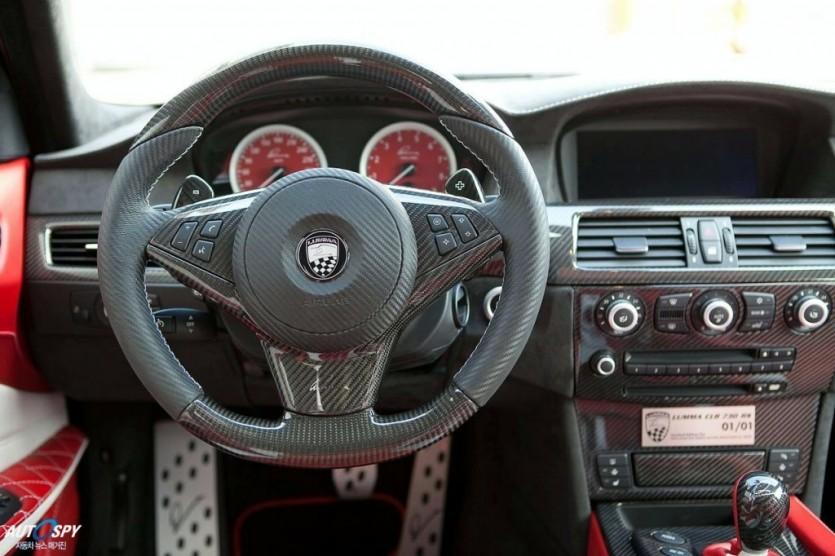 367km/h로 달리는 M5, 루마 디자인 CLR 730 RS