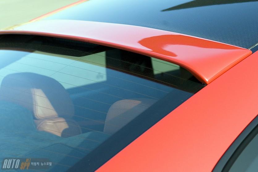 하만, BMW M6 와이드보디 컨버젼 키트