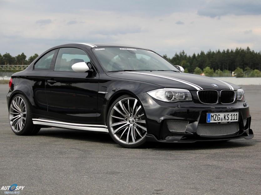 켈레너스 스포츠, BMW 1시리즈 M쿠페 컨버젼 키트