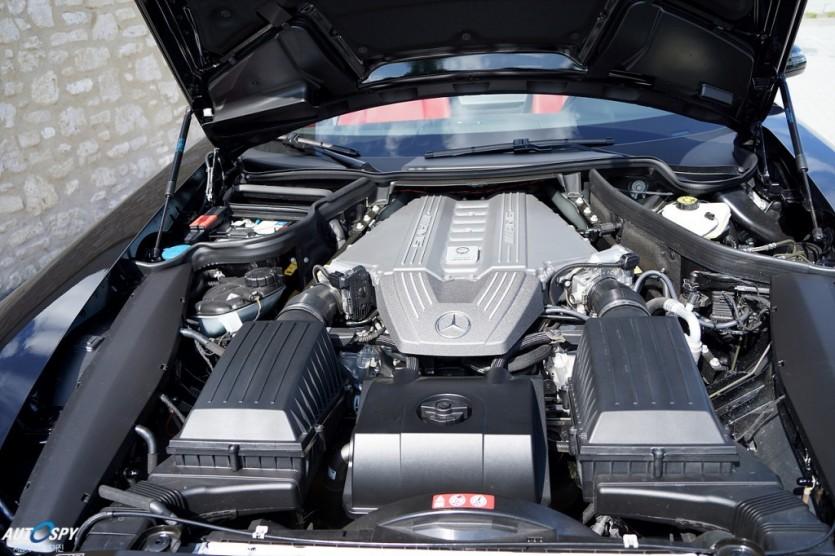 제너 튜닝, 벤츠 SLS63 AMG 로드스터 튜닝카