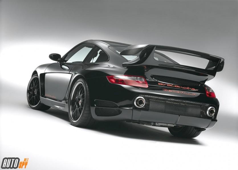 600마력 포르쉐 911 GTR 600 에보 아발란체