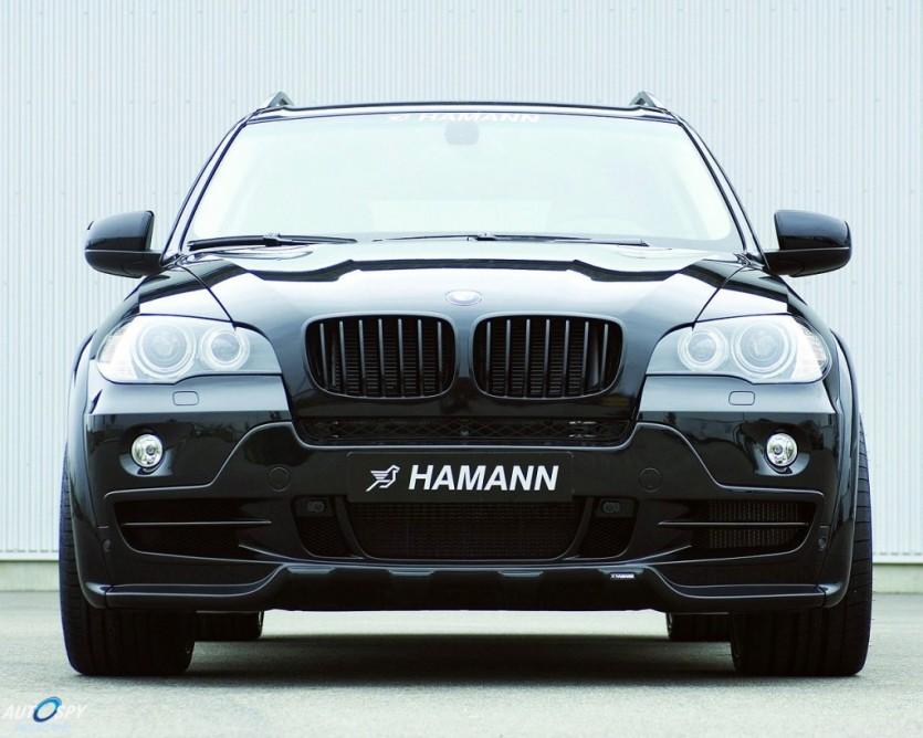 하만, BMW X5 플래쉬