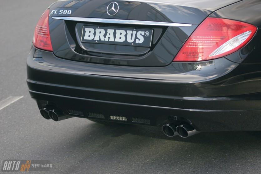브라부스, 최고시속 340km/h CL 쿠페