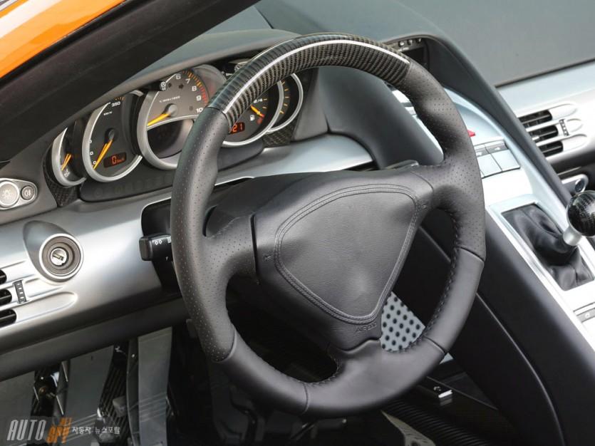 테크아트, 포르쉐 카레라 GT 업그레이드