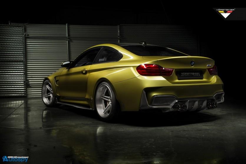 BMW M4 뵈르슈타이너 튜닝 GTRS4