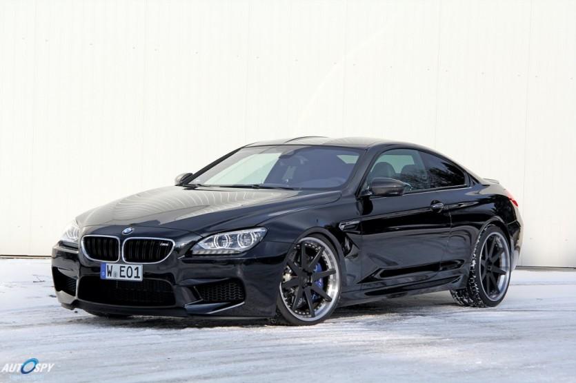 만하르트, BMW M6 튜닝 프로그램