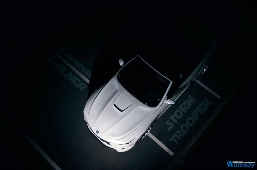 빌네르, BMW 스톱트루퍼(Stormtrooper) 공개