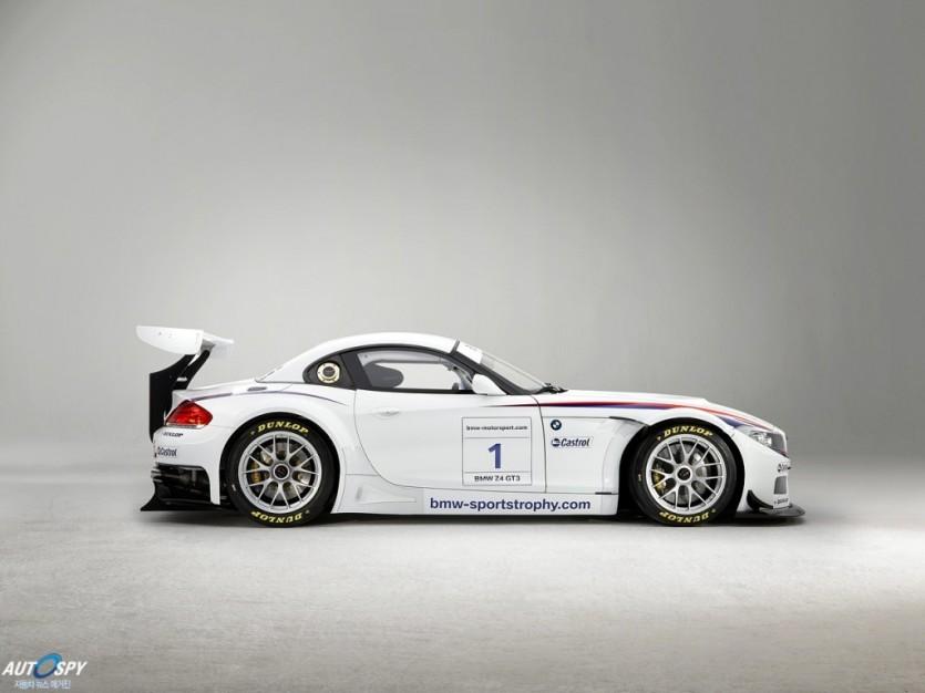 BMW에도 GT3? Z4 GT3