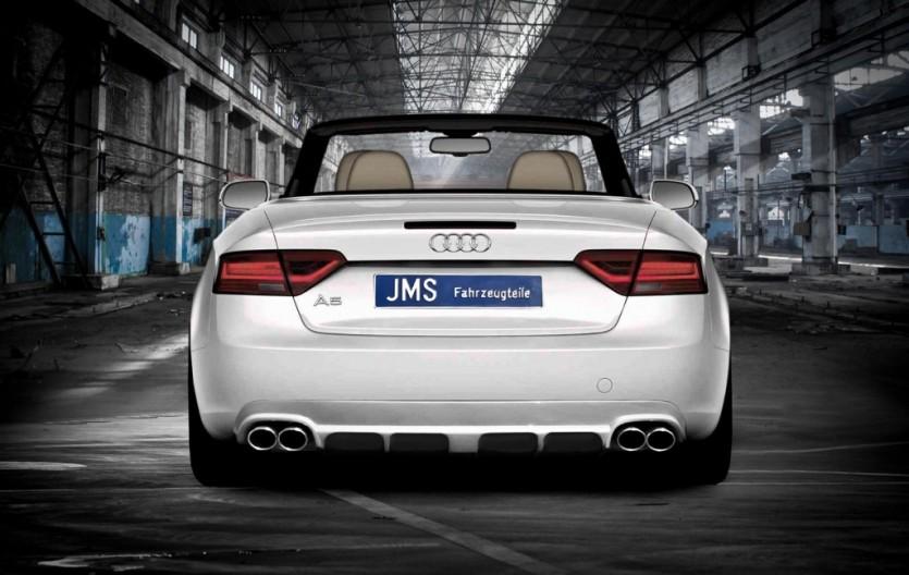 JMS, 아우디 A5 카브리올레 스타일링 패키지