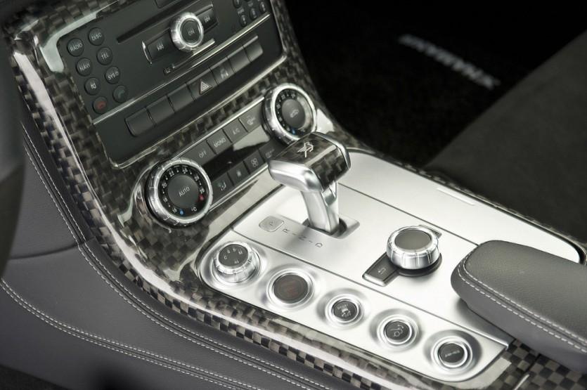 하만 호크, 벤츠 SLS AMG 튜닝카