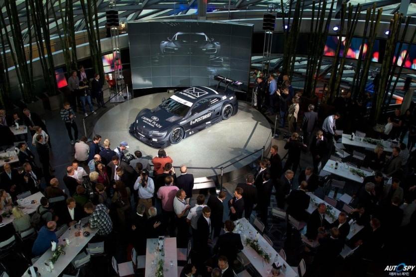 BMW M3 DTM 컨셉트카