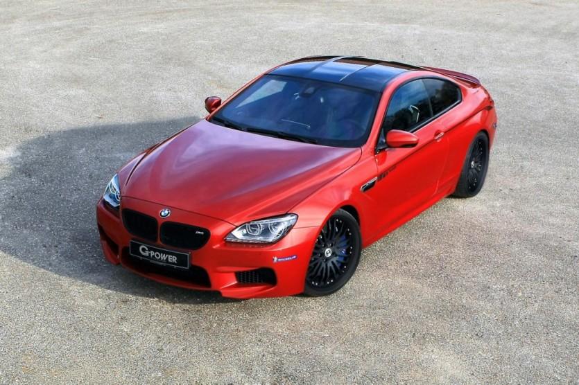 G파워, BMW M6 쿠페 튜닝 프로그램