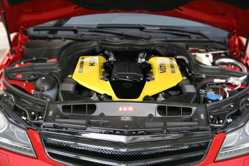Vath, 756마력 벤츠 C63 AMG 블랙시리즈