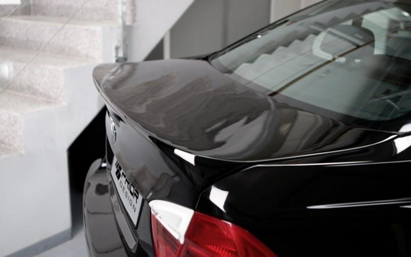 프라이어 디자인, BMW 3시리즈용 와이드 보디키트 개발