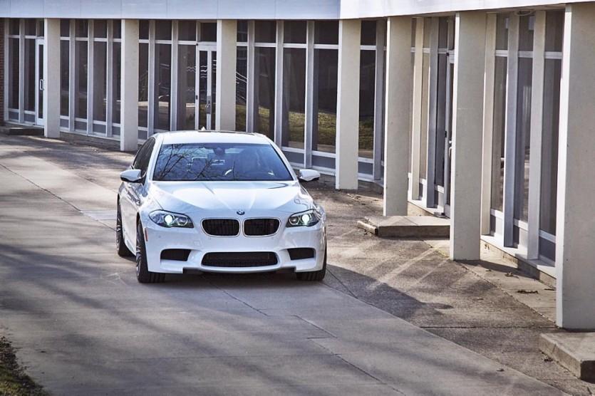 스윗처, BMW M5 700마력 파워 키트