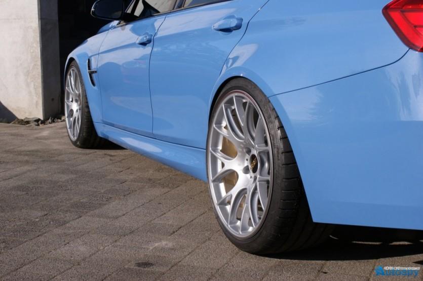 BMW M3(F82) 튜닝 By Kaege
