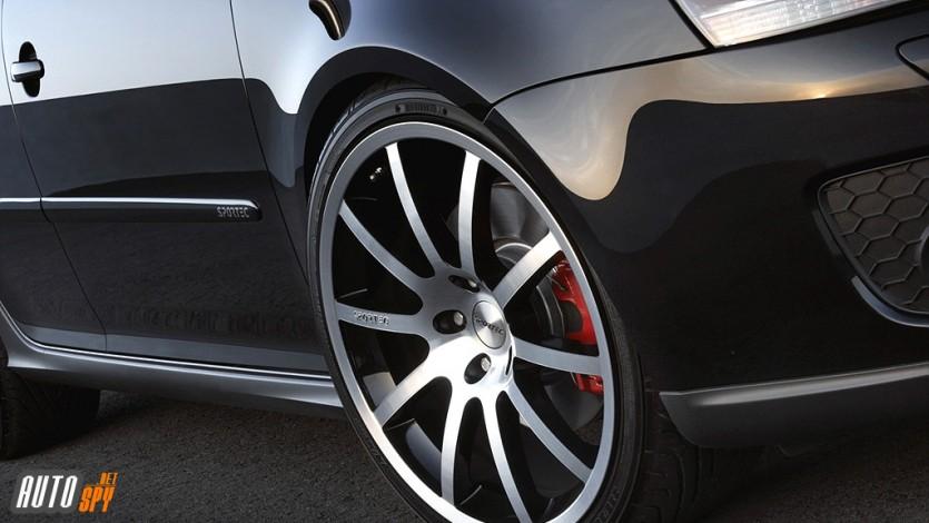 스포르텍, 300마력 골프 GTI RS